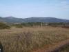 Lampaiden siirrossa  käytetty alkuperäinen karjapolku  vuosisatojen takaa.